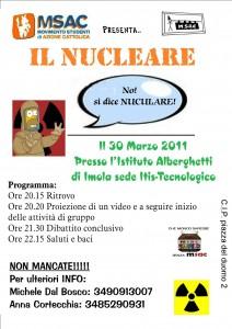 MSAC_Volantino nucleare