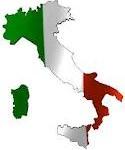 ITALIA A BANDIERA