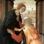 La visitazione della Vergine Maria (2 Mistero della gioia)