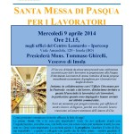 messa all'Ipercoop