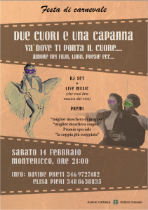 Volantino Carnevale 2015