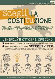 Volantino incontro referendum 28ottobre