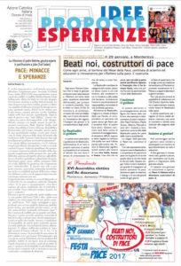 Prima pagina di IPE 1-2017