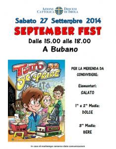 SeptemberFest2014