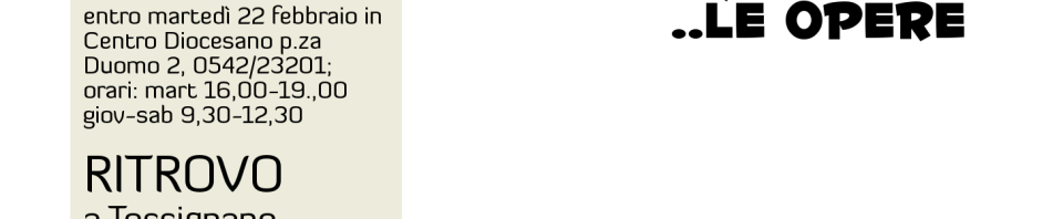 volantino quaresima gv 2016