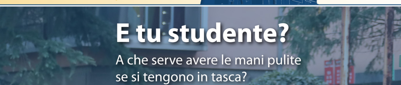 E tu studente